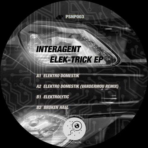 Interagent - Elek-Trick EP